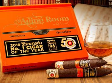 JR Cigar to Release Aging Room Quattro Nicaragua JR 50th