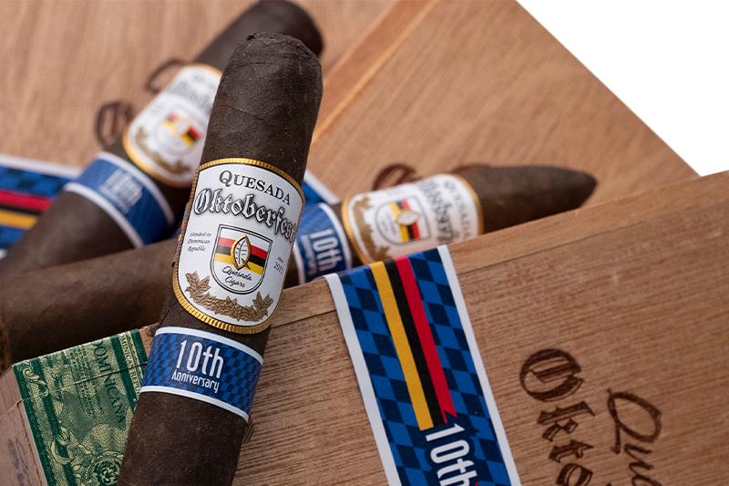 Quesada Cigars Oktoberfest 10th Anniversary