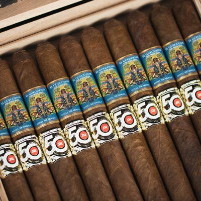 JR Cigar and Foundation to Release El Güegüense JR 50th